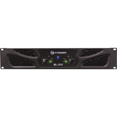 Crown Audio  XLi XLi2500 2x750W Power Amplifier for sale