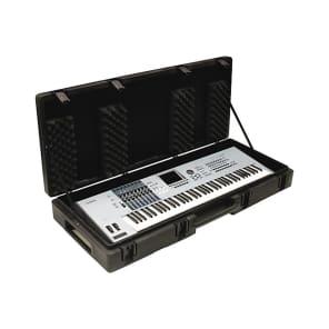 SKB 1SKB-R5220W Molded 76-Key Keyboard Case with Wheels