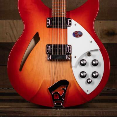 Rickenbacker 330 12 String - FireGlo for sale