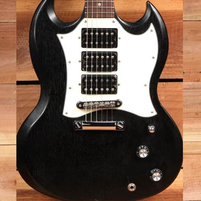 GIBSON SG SPECIAL FADED 3 PICKUP 490 PU Tone Selector Rare & Clean! 0367 image