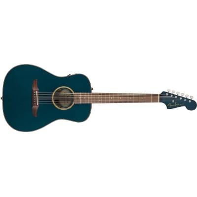 Fender Malibu Classic, Cosmic Turquoise for sale