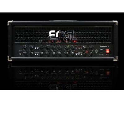 Engl Powerball II Type E645/2 4-Channel 100-Watt Guitar Amp Head