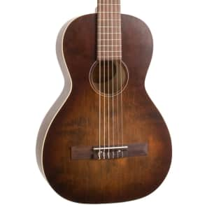 Art & Lutherie Roadhouse Bourbon Burst Nylon for sale