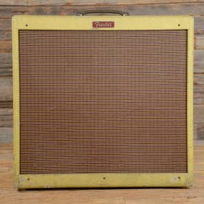 "Fender Blues DeVille Reissue 2-Channel 60-Watt 4x10"" Guitar Combo 2005 - 2013"