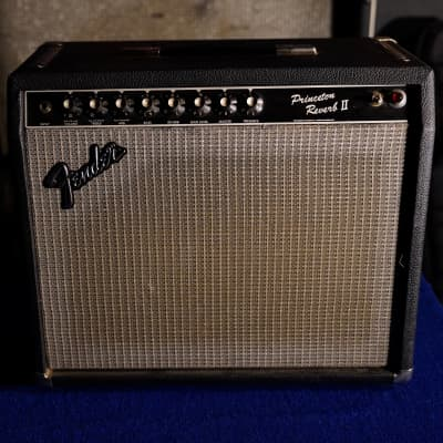 Fender  Princeton Reverb II 1982 BLK for sale