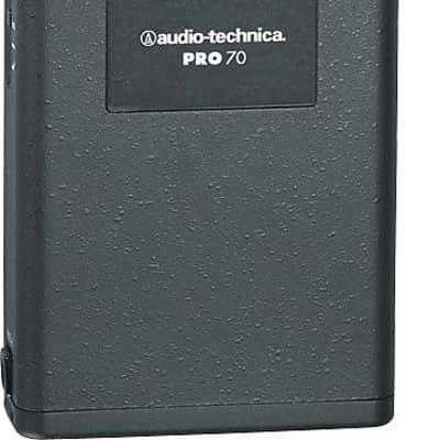Audio-Technica PRO 70 Cardioid Condenser Lavaliere / Instrument Microphone
