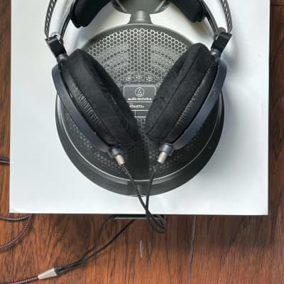 Audio-Technica ATH-R70X Open-Back On-Ear Reference Monitor Headphones