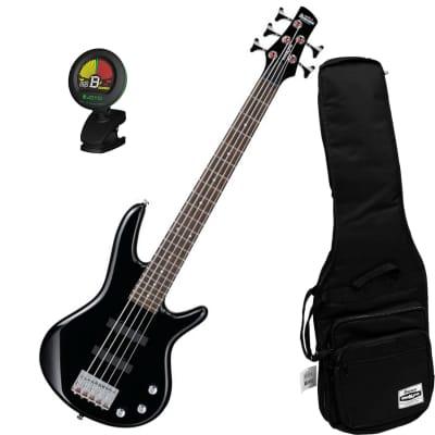 Ibanez GSRM25 Mikro Electric Bass Guitar Bundle
