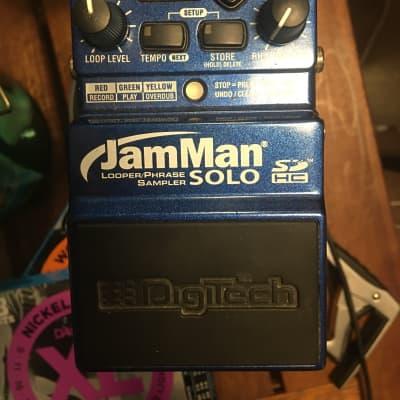 Digitech Jam Man Solo SD