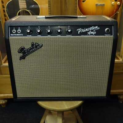 Fender 1965 Princeton Black Face AA964 this is a 110 volt version for sale