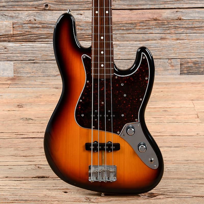 Jazz Bass Sunburst : fender american vintage 39 62 jazz bass sunburst 1994 reverb ~ Vivirlamusica.com Haus und Dekorationen