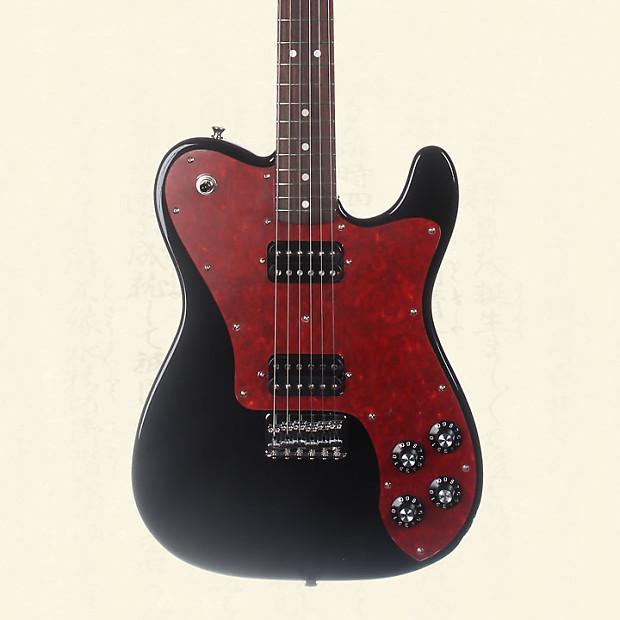 fender japan limited telecaster deluxe hh electric guitar reverb. Black Bedroom Furniture Sets. Home Design Ideas