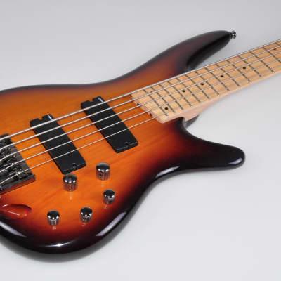 SD GR 5-string Electric Bass Sunburst for sale