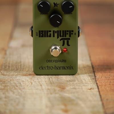 Electro-Harmonix Green Russian Big Muff Distortion / Sustainer