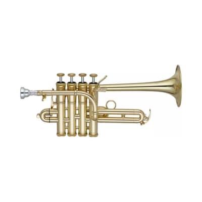 John Packer JP254SW Bb/A Piccolo Trumpet w/Case, Lead pipe & Mouthpiece