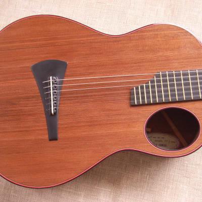 TORU FUJII GUITARS  KSG-1  Kasha Style Guitar 2021  Natural for sale