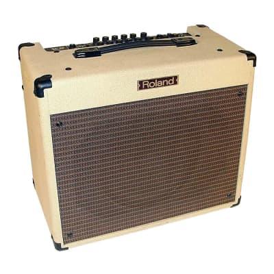 "Roland BC-60 Blues Cube 2-Channel 60-Watt 1x12"" Guitar Combo"