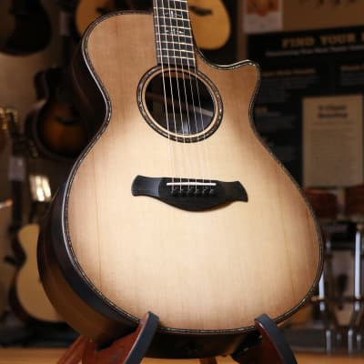 Taylor Builder's Edition 912ce WHB Wild Honey Burst Grand Concert Guitar