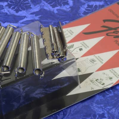 Pure Vintage For Stratocaster Tremolo Spring//Claw Kit TOOGOO R