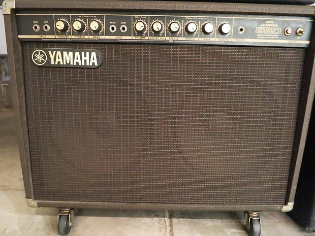 vintage 1980s yamaha amplifier solid state jx series guitar reverb. Black Bedroom Furniture Sets. Home Design Ideas