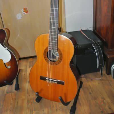 k. yairi y800 1960s Cedar, Rosewood for sale