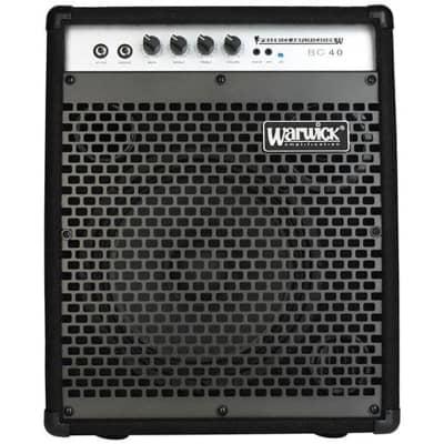 Warwick BC 40 bass guitar amp combo for sale