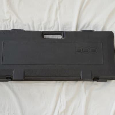 DOD PRC-6 Pedal Road Case 80s Vintage Pedal Board for sale