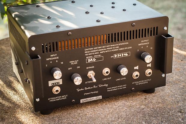 Remarkable Aracom Aracom Prx 150Dag Power Attenuator Reverb Wiring Cloud Hisonuggs Outletorg