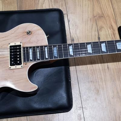 Greco EG-700 1976 Single Cutaway Solid Body Guitar MOD/Natural Nitro Finish Maxon U1000 Serviced