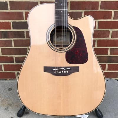 Takamine P5DC, Made in Japan, Cool Tube Preamp, Hardshell Case for sale