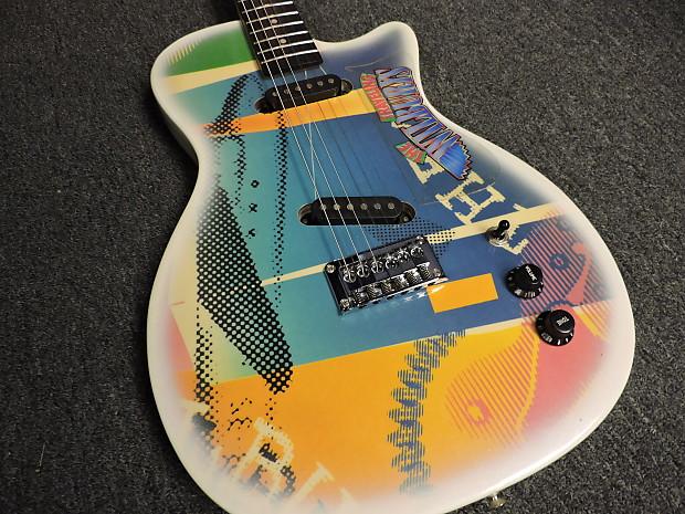 gretsch traveling wilburys tw 500 electric guitar reverb. Black Bedroom Furniture Sets. Home Design Ideas