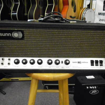 Sunn Solarus 60-Watt Guitar Amp Head for sale