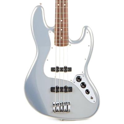 Fender Player Series Jazz Bass Pau Ferro - Silver Demo