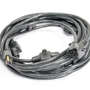 Elite Core Audio SP-MOS-6 Stage Power 14-AWG 6-Outlet Stringer - 32'