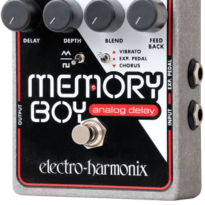 Electro Harmonix Memory Boy Analog Delay Chorus Vibrato Pedal for sale