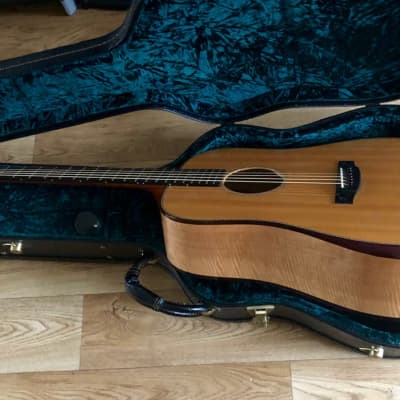 Used 2015 Terry Pack DBS, like new, as played by James Bartholomew, fantastic guitar, save over £300 for sale