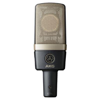 AKG C314 | Professional Multi-Pattern Condenser Microphone