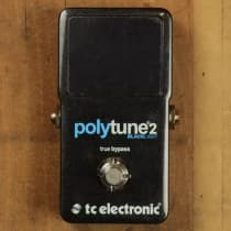 TC Electronic PolyTune 2 BlackLight Tuning Pedal image