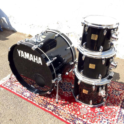 Yamaha Birch Custom Absolute Drum Set