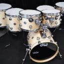 """DW 18/12/13/14/16/14/14"""" Collectors Series Drum Set - Satin Oil"""