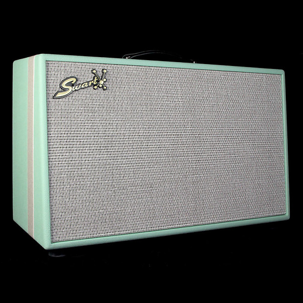 swart antares tube guitar combo amplifier ocean white sparkle reverb. Black Bedroom Furniture Sets. Home Design Ideas