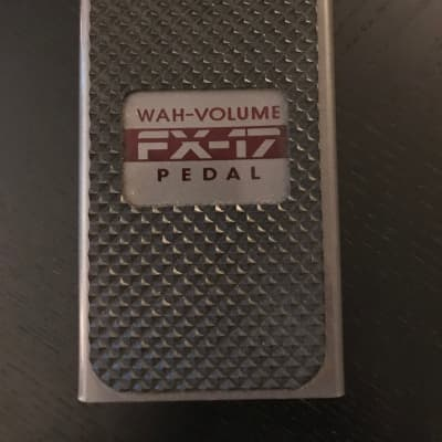 DOD FX-17 Wah/Volume controller pedal for sale