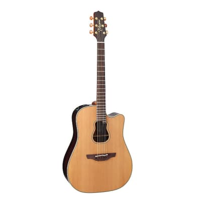 Takamine GB7C Garth Brooks Natural Dreadnought B-Stock Acoustic-Electric Guitar + Hard Case