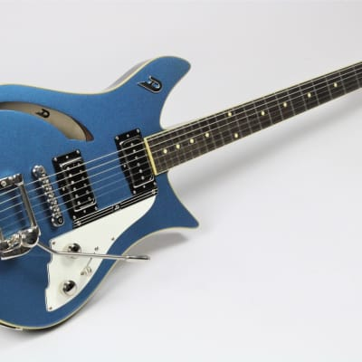 Duesenberg Double Cat 2019 Catalina Blue w/OHSC for sale