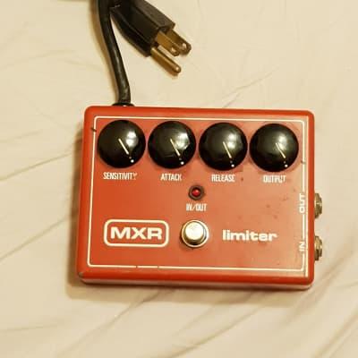 MXR M143 Limiter Pedal Vintage