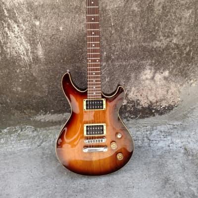 Cort M520  Sunburst Dimarzio John Petrucci Set for sale