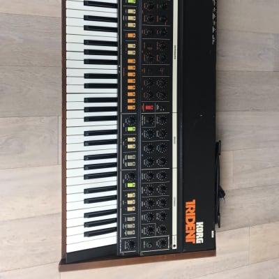 Korg Trident with MIDI