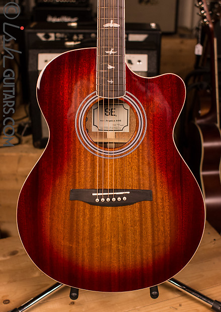 805c46e3d99 PRS SE Angelus A10E Acoustic Electric w/ Hard Case. By Paul Reed Smith;  Listed by Ish Guitars; Condition: Brand New; 157 Views. Sold Out!