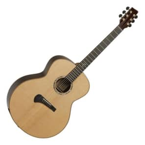 Tanglewood TSM-3 MasterDesign Solid Spruce/Mahogany Jumbo with Electronics Natural Gloss