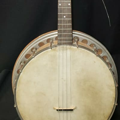 N/a Banjo Very Old N/a 1900's Wood/ NATURAL